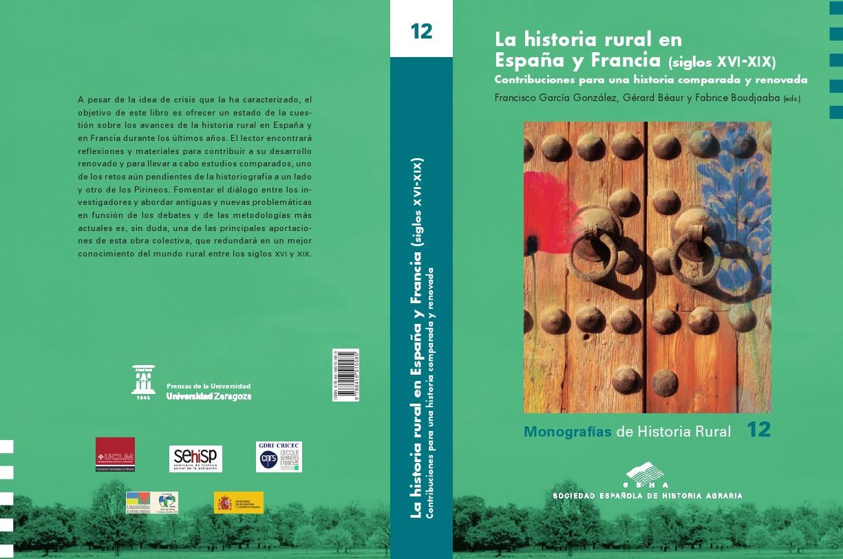 """""""La historia rural en España y Francia"""""""